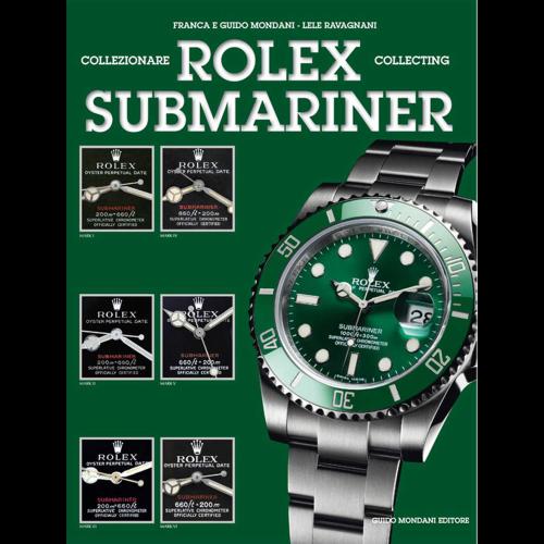 Collecting Rolex Submariner - Mondani Books