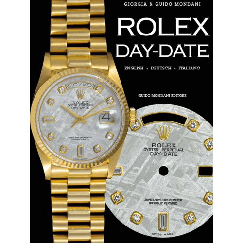 ROLEX DAY-DATE - Mondani Books
