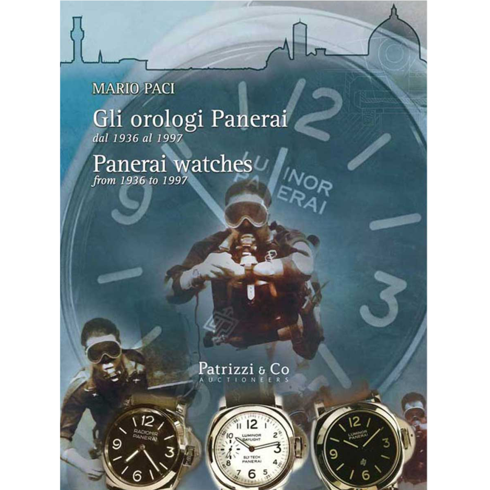 Panerai Watches - Mondani Books