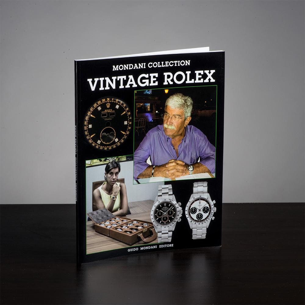 Vintage Rolex book