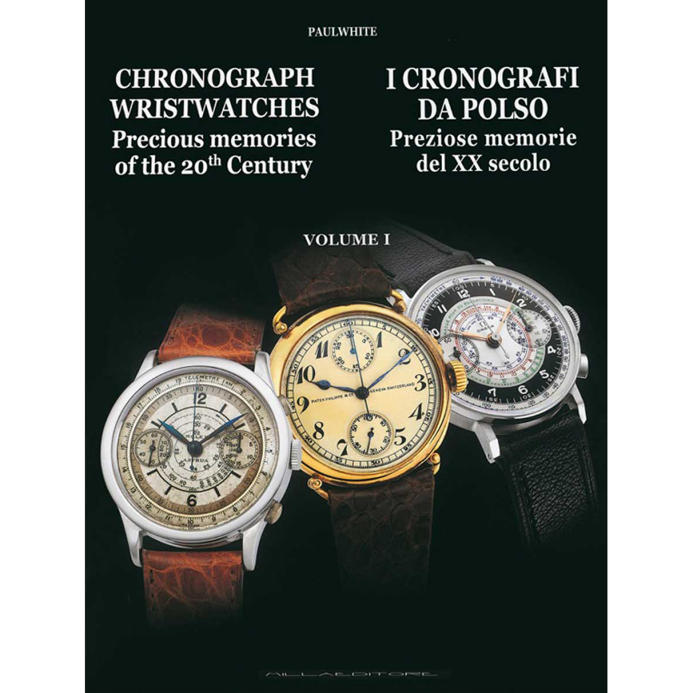 Chronograph Wristwatches (3 volumes)