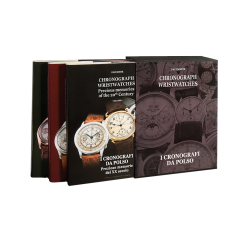 CHRONOGRAPH WRISTWATCHES – Mondani Books