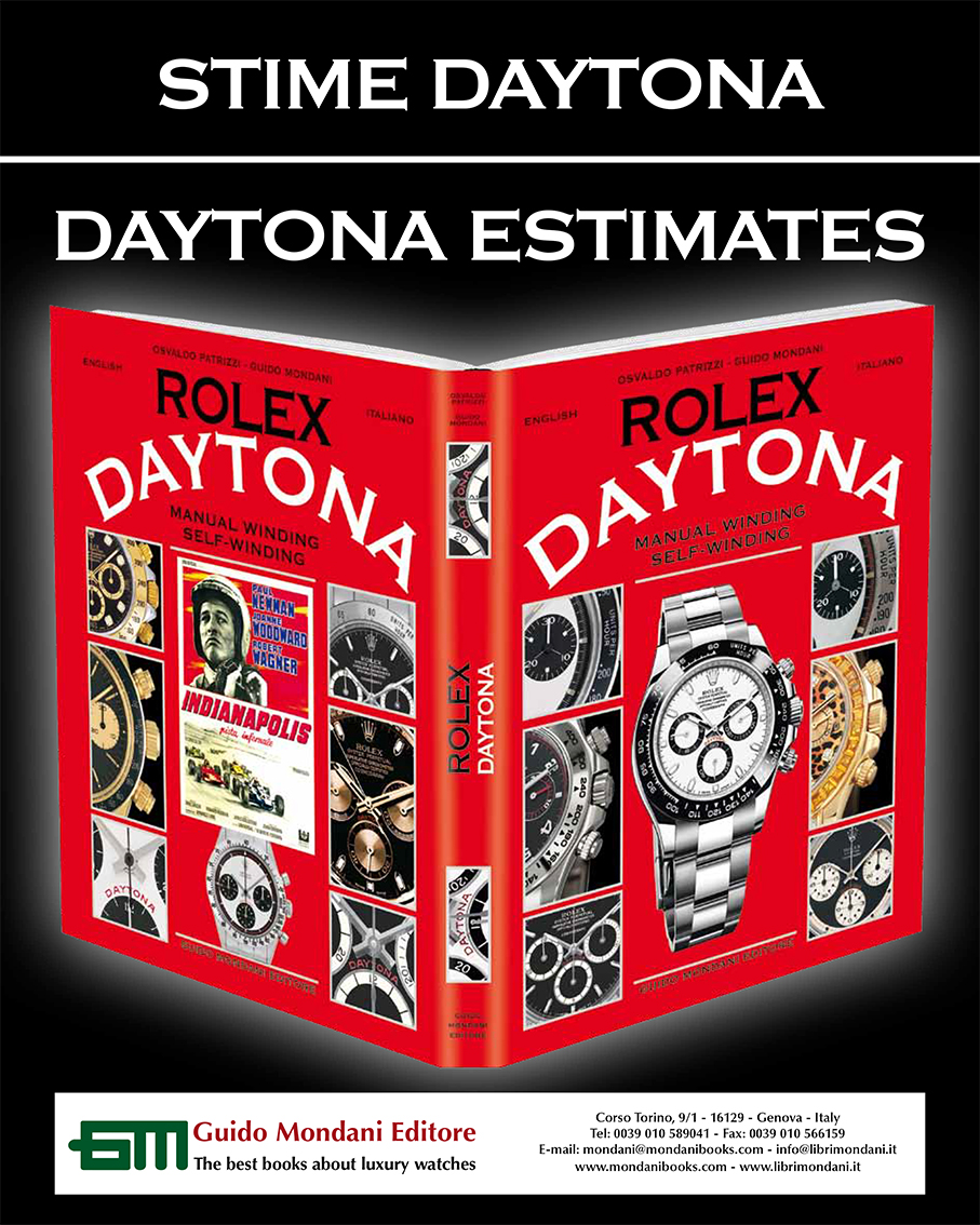 Stime Rolex Daytona 2017