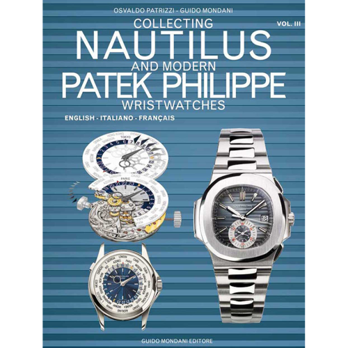 Nautilus and Patek Philippe  - Mondani Books