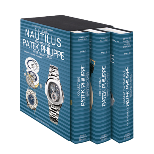 Collecting Nautilus and modern Patek Philippe