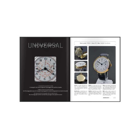 UNIVERSAL WATCH GENEVE - Mondani Books
