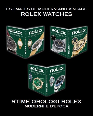 Rolex Encyclopedia estimates