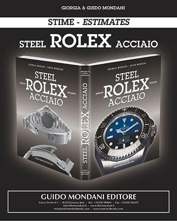 Stime Rolex Acciaio