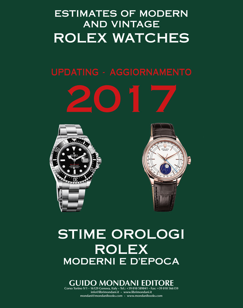 Stime Rolex 2017 digitale