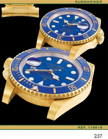 Rolex gold & platinum