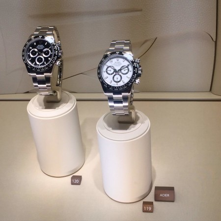 wrist shots with Mondani clients