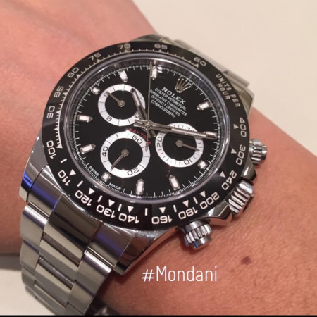 the new Rolex Daytona Baselworld 2016