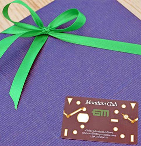 Mondani Books Gift