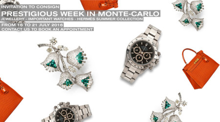Artcurial watches auction