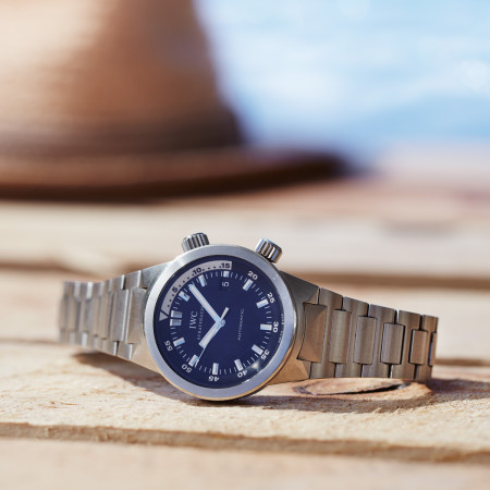 IWC at Kaplans  Summer auction