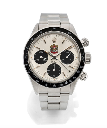 Rolex Daytona , ref. 6263/6265 at Artcurial