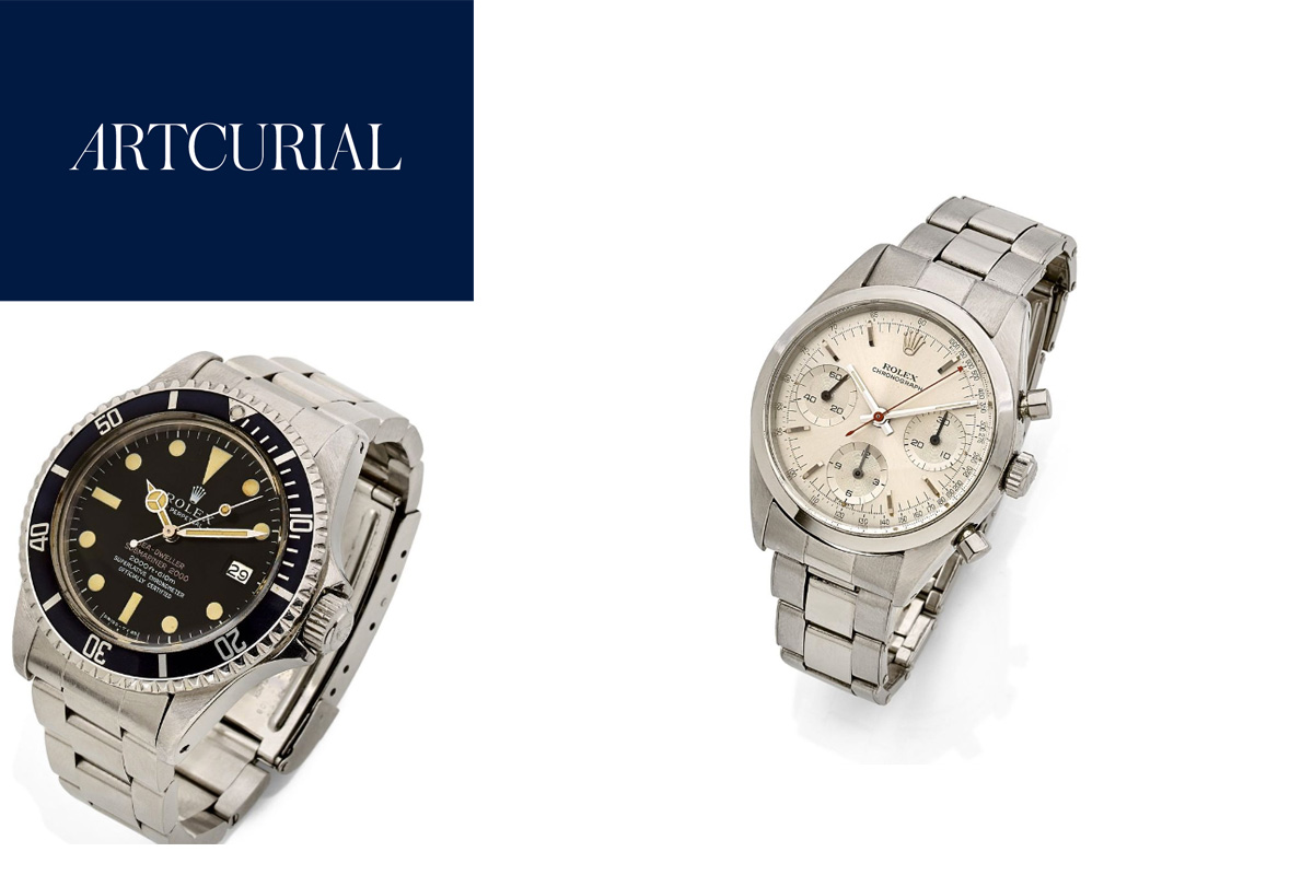 artcurial fine watches