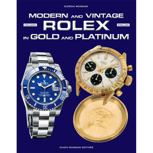 rolex gold and platinum book