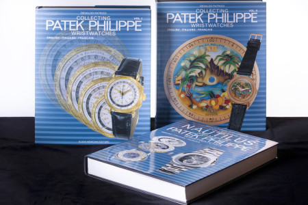 patek philippe books by Mondani - september promo