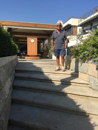 Guido Mondani alla Rolex Cup
