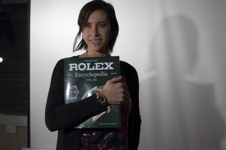 Giorgia Mondani libri Rolex
