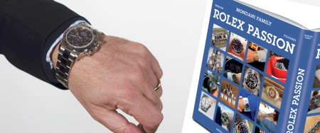 Your watch in the new Mondani book