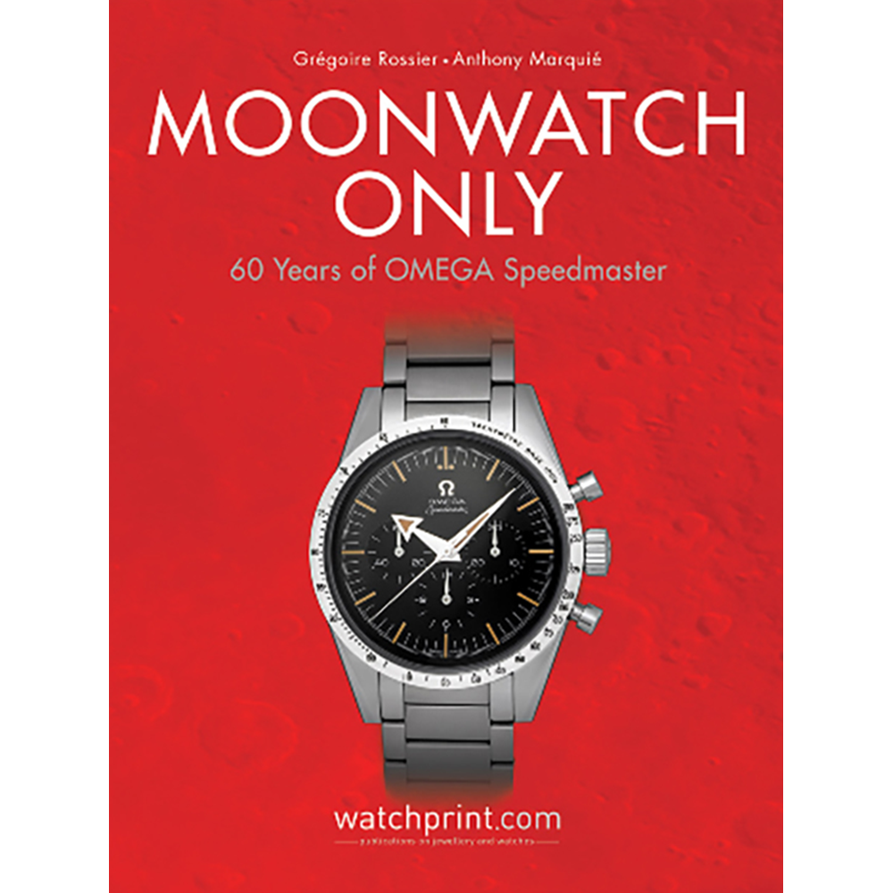 Moonwatch Only Special Limited edition for Mondani