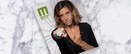 : A special gift for every purchase: get the Mondani Magazine for free together with your order