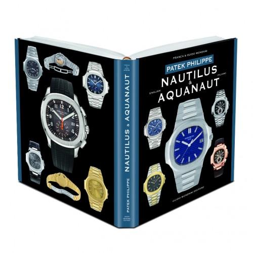 Patek Philippe Nautilus & Aquanaut - Mondani Books