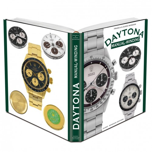 Rolex Daytona manual winding